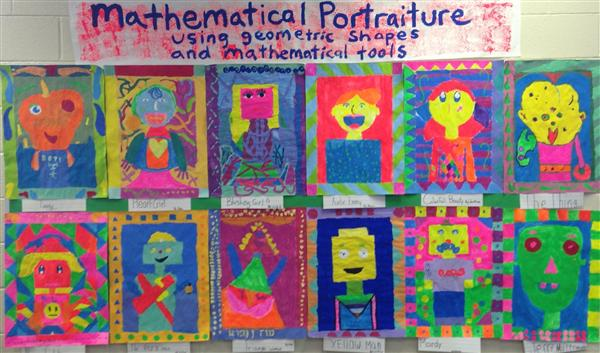 Mathematical Portraits