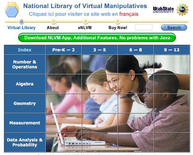 Biblioteca Nacional de Manipulativos Virtuais