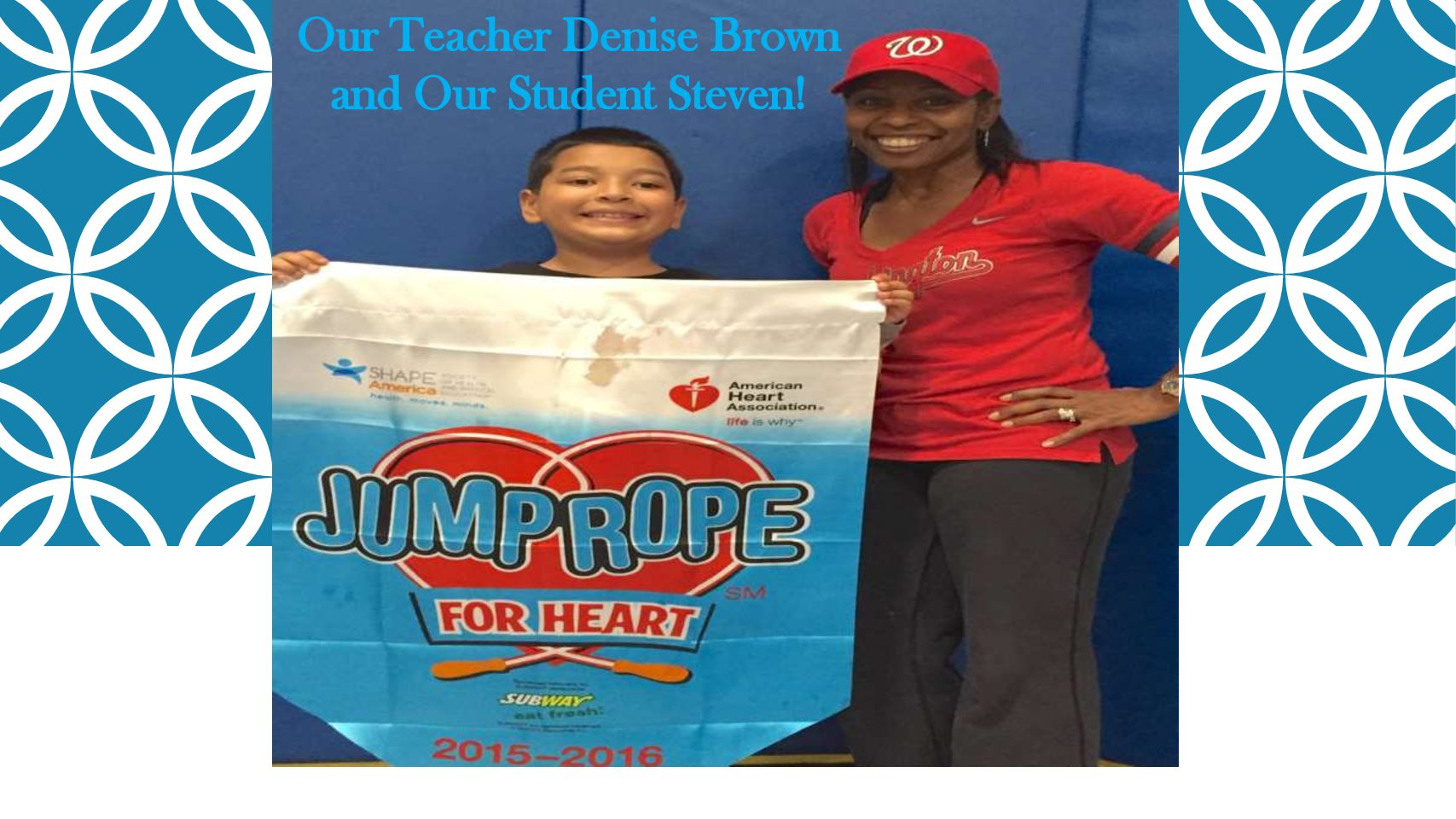 Steven's Story: The Importance of Jump Rope For Heart