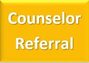 Counselor Referral Button