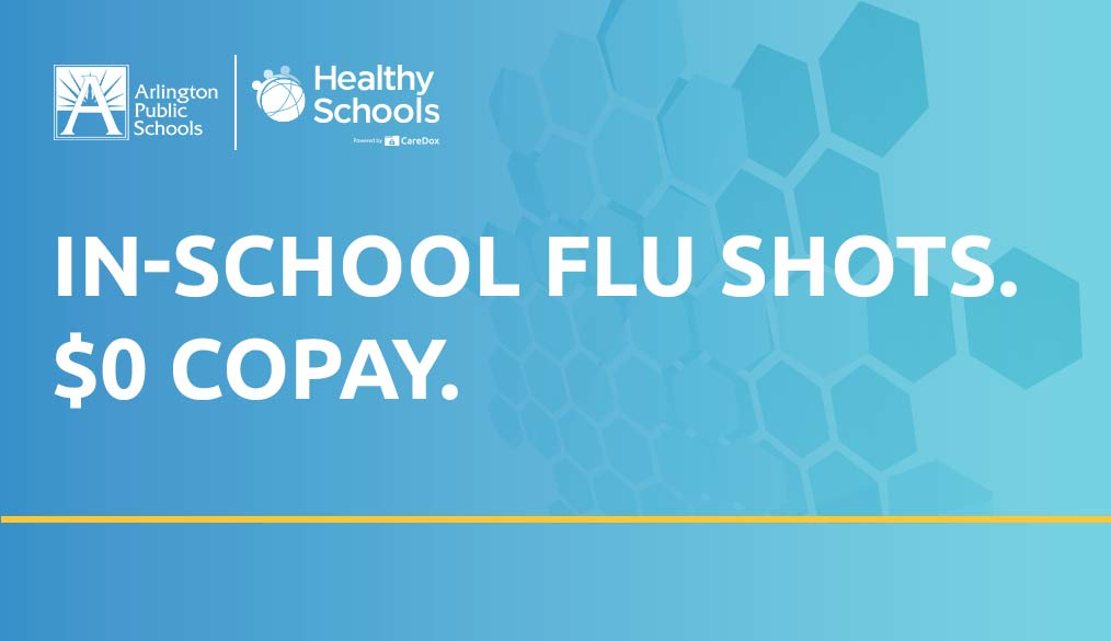Free Flu Shot for Students