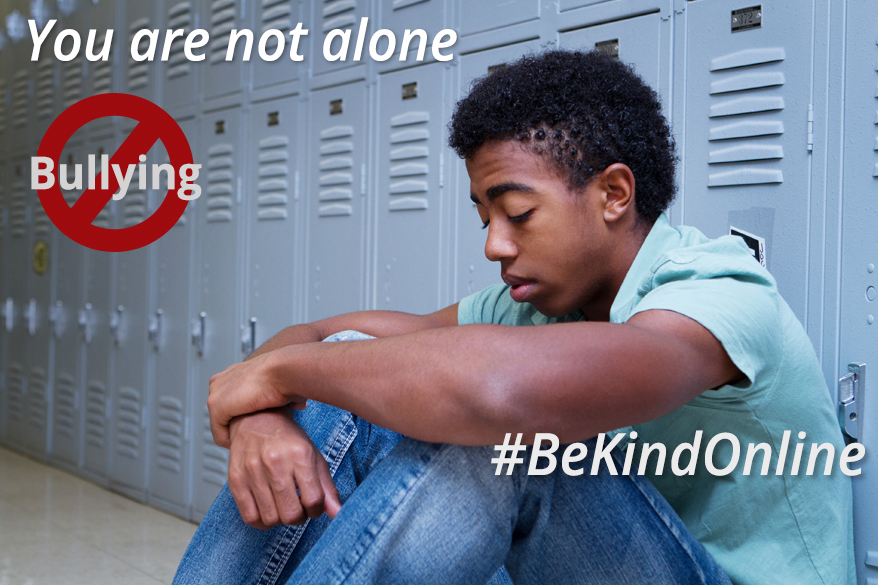 Be Kind Online – October is Antibullying Month