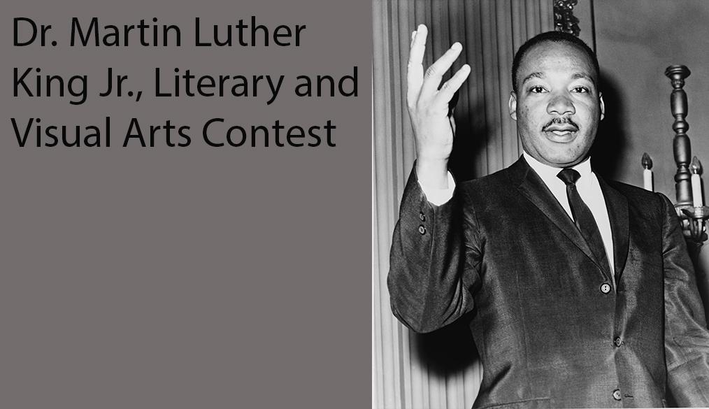 2020 MLK Jr. Contest Underway