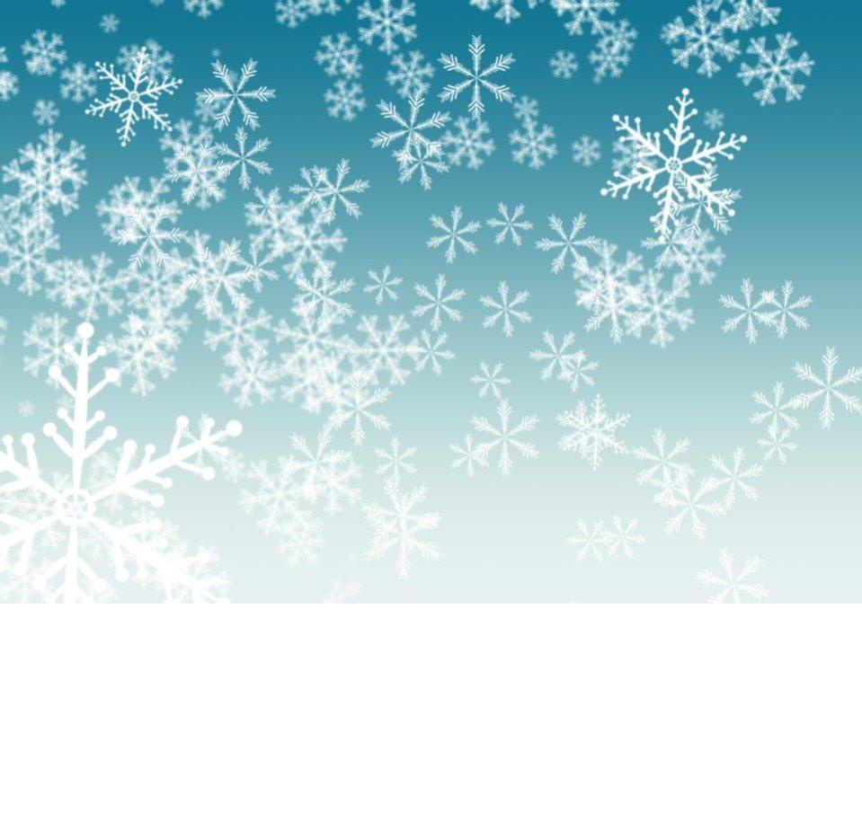 Winter Break – No School until Jan. 6