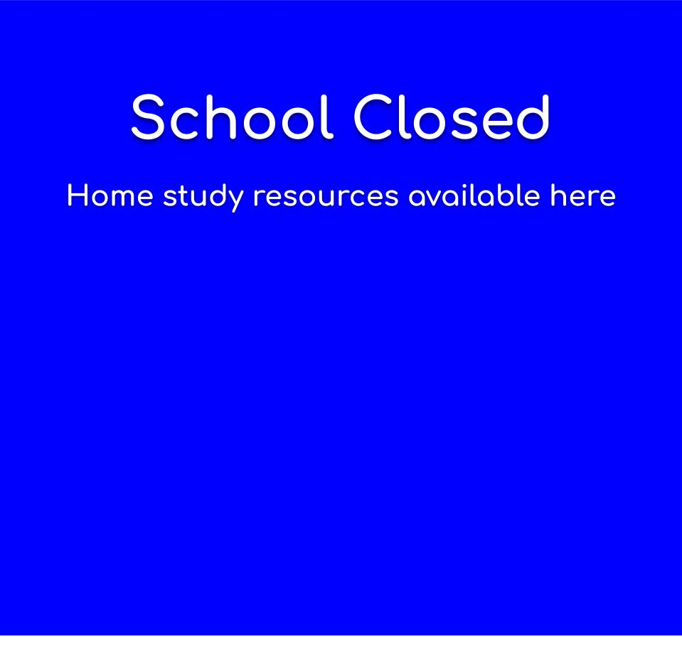 Home Study Information
