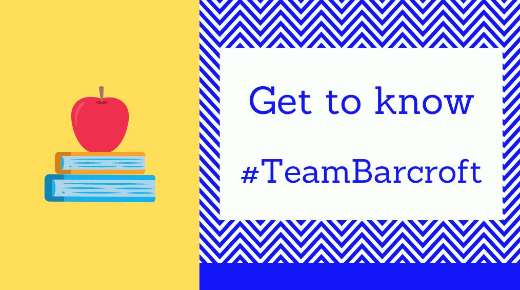 Встречайте #TeamBarcroft