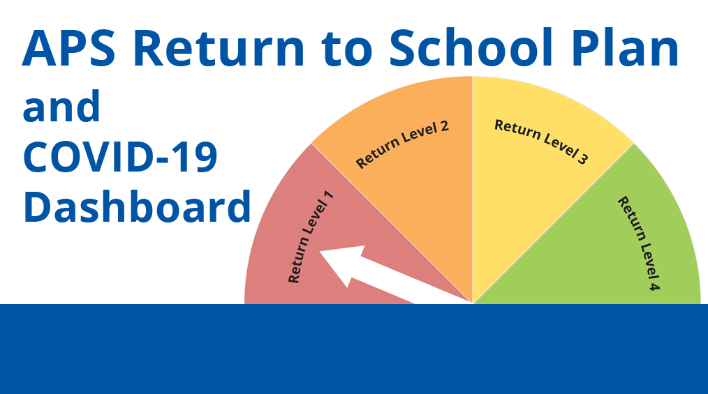 Return to School Plan and COVID-19 Dashboard