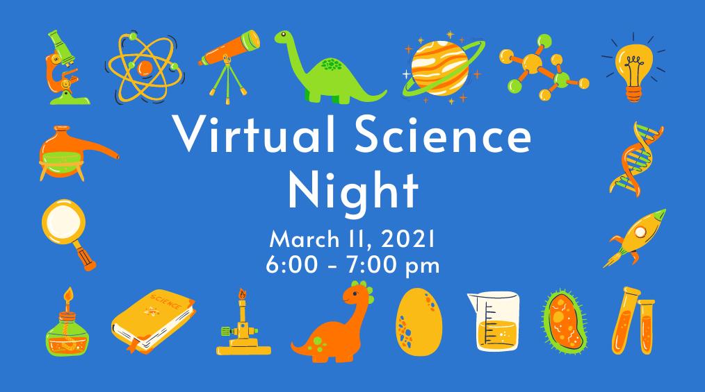 Virtual Science Night