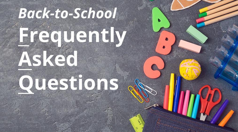 学校に戻る:よくある質問
